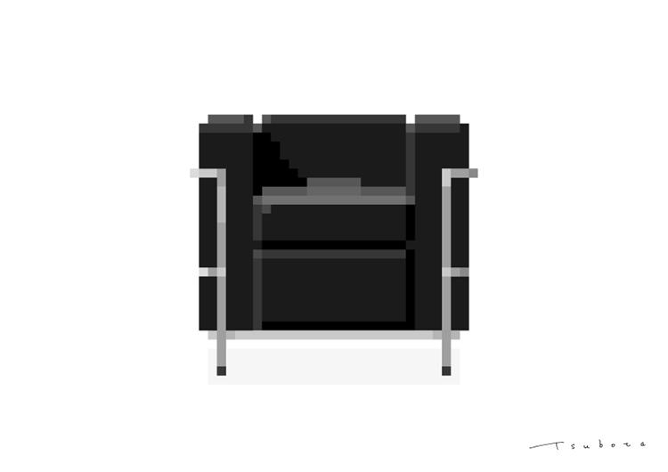 Le Corbusier - LC2