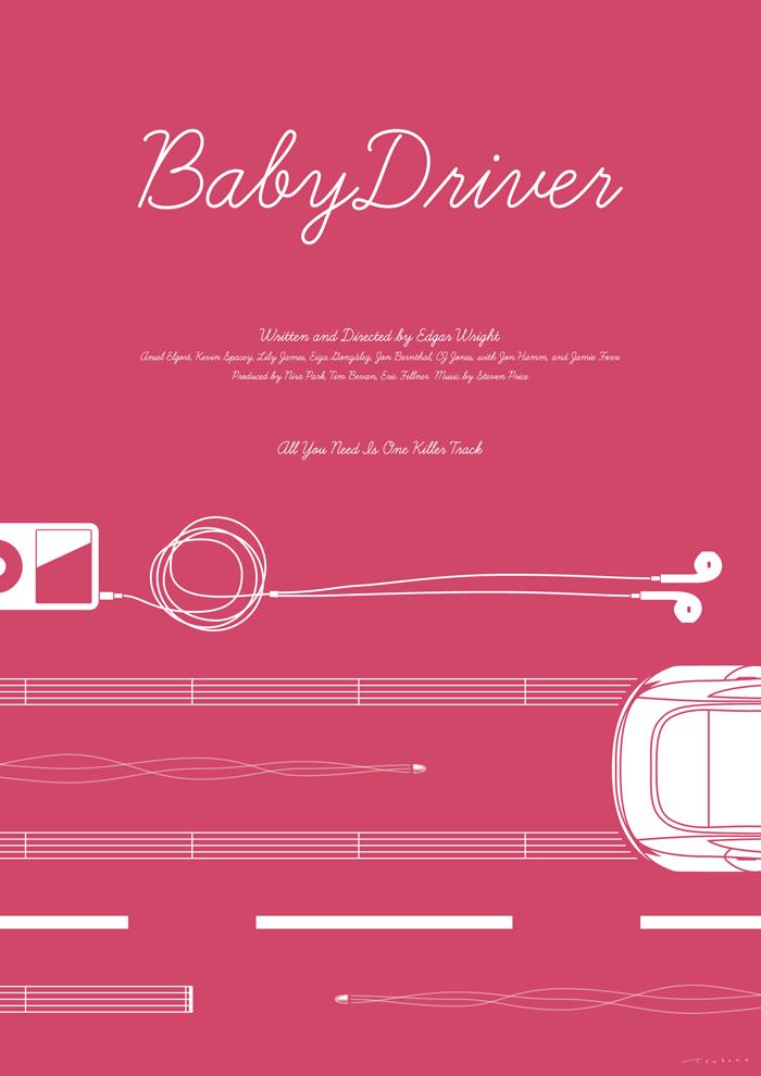 Baby Driver(ベイビー・ドライバー)
