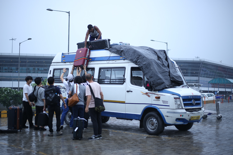 Indian Bus - 2018/07/26