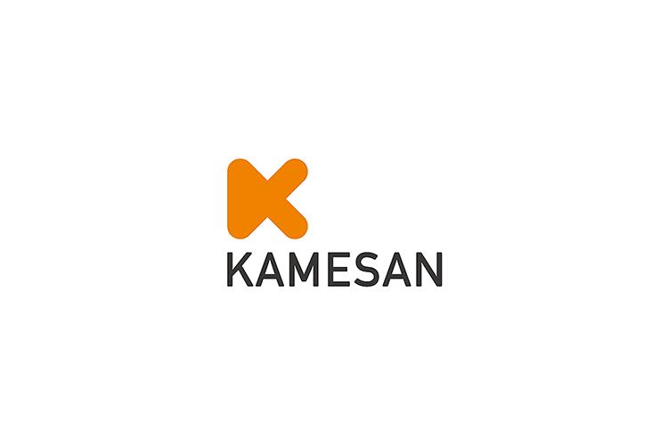 Kamesan_logo_001